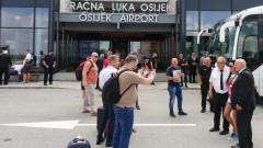 ЦСКА вече е в Хърватия, в града на Давор Шукер