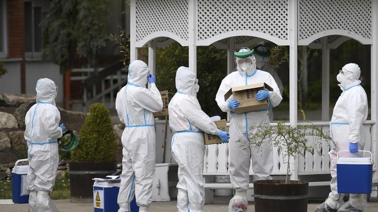 Повече от 190 000 починали от коронавирус в света