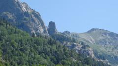 Спасиха турист с изкълчен глезен над Рилския манастир