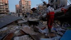 Ново силно земетресение в Иран
