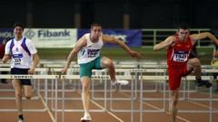 Радин Вълчев с нов национален рекорд на 110 метра с препятствия