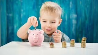 Кога да започнем да говорим на децата си за парите?