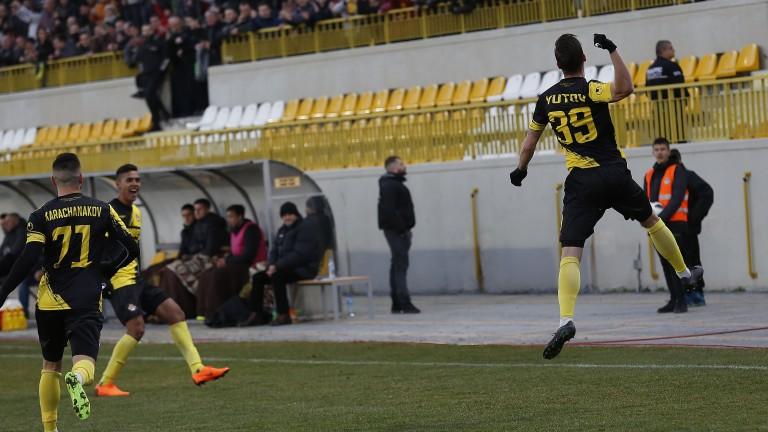 Национал се завръща в игра за Ботев (Пловдив)