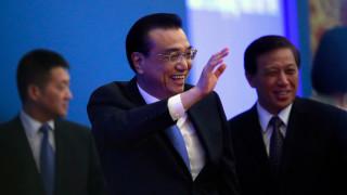 """Китай многозначително изпусна думата """"мирно"""" преди """"повторно обединение"""" с Тайван"""