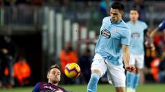 Барселона прати оферта от 25 милиона евро за Макси Гомес, Селта я отхвърли