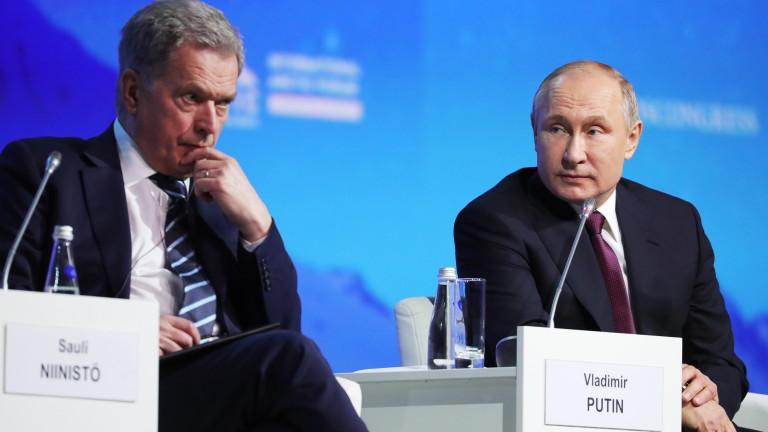 Путин обяви, че санкции няма да попречат на руските планове в Арктика