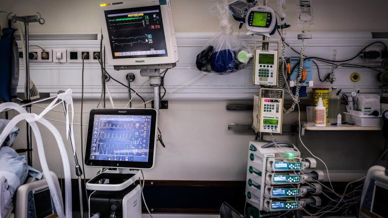 Полски учени разработиха респиратор с дистанционно управление