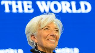 Кристин Лагард замества Марио Драги: За първи път жена ще застане начело на ЕЦБ