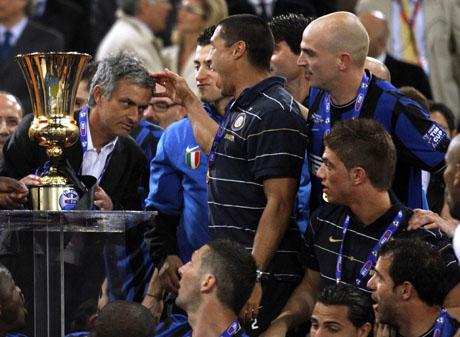 Интер спечели Купата на Италия