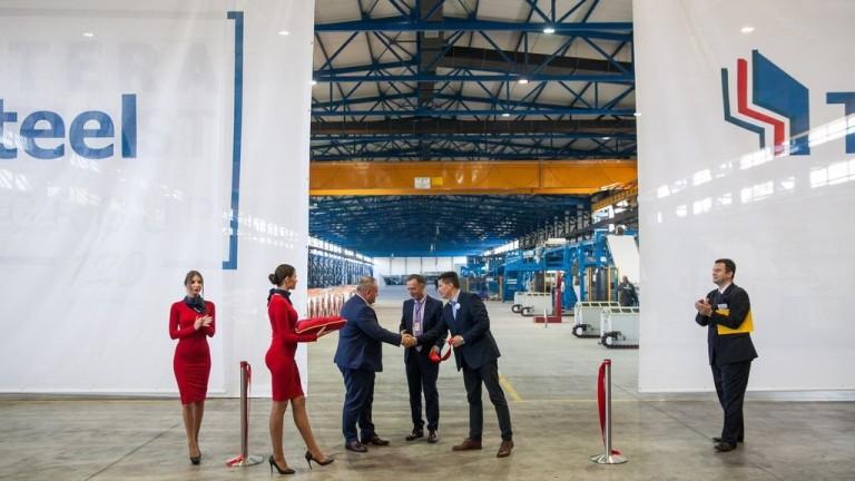 Индустриален гигант отвори първия румънски завод в чужбина