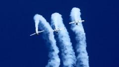 Два военни самолета се сблъскаха в Индия