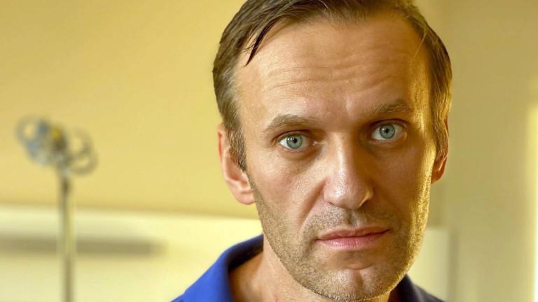 САЩ: КГБ стои зад отравянето на Навални