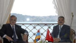 Армения готова за сближаване с Турция