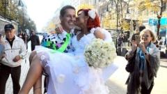 Бившият на Катя Дунева се ожени за друга