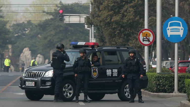 Десетки загинали и ранени при взрив в Китай