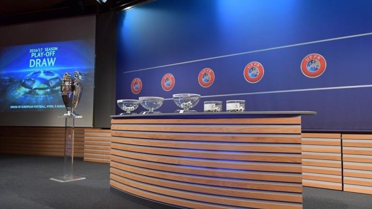 Европейската футболна централа планира дапродължи надпреварата в Шампионската лига през