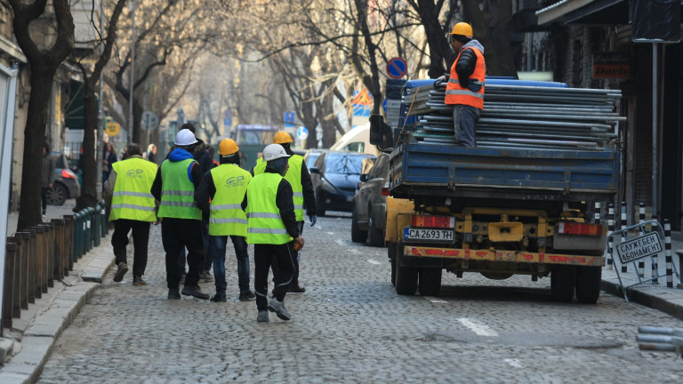 "Отлагат ремонтите на софийските улици ""Цар Иван Шишман"" и ""6-ти септември"""