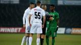 Словаци спряха Славия с гол 2 минути преди края на мача