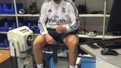 Реал остана без ключов футболист