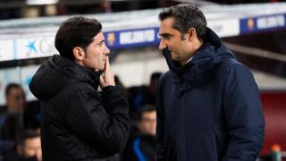 Треньорът на Валенсия: Само в един момент Меси не ме караше да страдам - когато бе извън терена