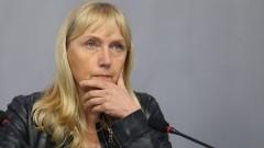 Йончева не се притеснява да бъде изгорена от Борисов