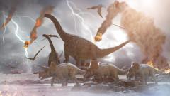 По-различната теория за изчезването на динозаврите