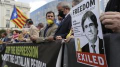 Пучдемон е отново на свобода, но не трябва да напуска Сардиния