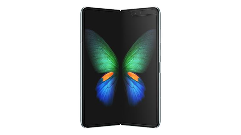Samsung показа новия Galaxy Fold - телефон, който не просто