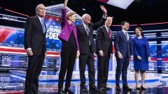 Сандърс към Блумбърг: Тръмп ще те схруска и ще те изплюе