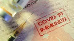 В ЕС разделени за имунизационните паспорти
