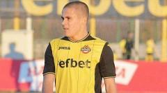 Ботев (Пд) картотекира Крис Добрев за Лига Европа