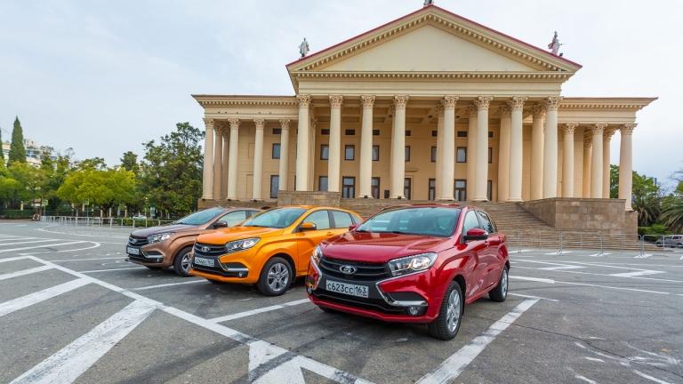 Lada отива в по-висок ценови клас. АвтоВАЗ разработва нова евтина кола