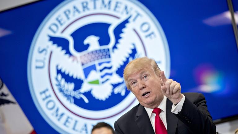 Тръмп няма да публикува меморандума за руската сага