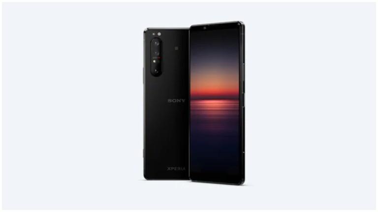 Sony пусна 5G смартфон