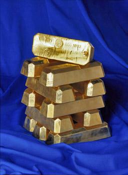 Цената на златото продължава нагоре
