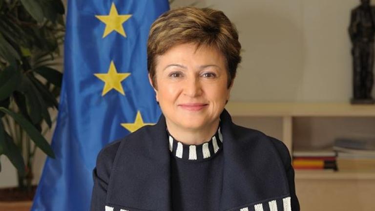 ЕС номинира Кристалина Георгиева за директор на МВФ