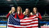 Трети златен медал за Кейт Лeдецки в плуването