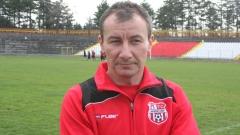 Треньорът на ЦСКА-София 2: Тимовете във Втора лига са равностойни