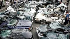 Филипинският лидер показа какво прави с луксозни автомобили при укриване на данъци