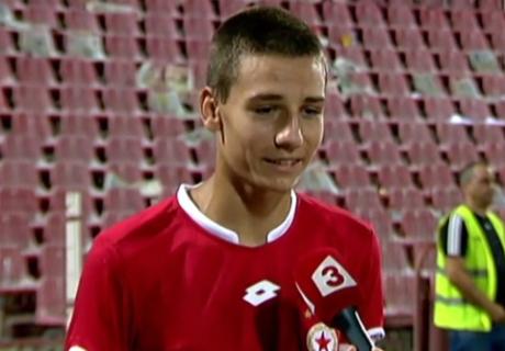 Сега Антов, до 3-4 години Брилянтов!