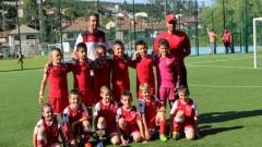 Царско село е републикански шампион по футбол