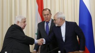 Русия, Сирия и Иран предупредиха САЩ