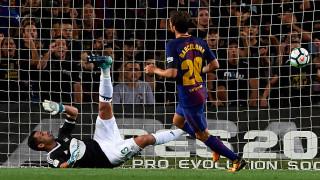 Барселона започна сезона в Примера с 2:0 (ВИДЕО)