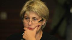 Весела Лечева: Страхувам се от бизнесмена Васил Божков