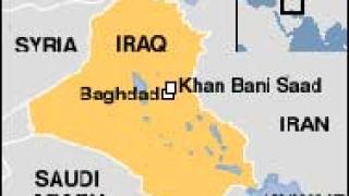 Хеликоптер се разби в Ирак - 2-ма загинали