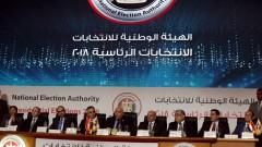 Сиси печели вота в Египет с 97% при 41% активност