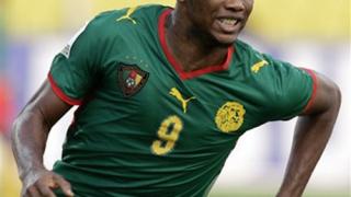 Ето'о стана голмайстор номер 1 на Африка