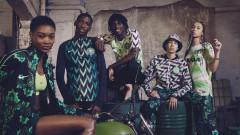 Nike представи официалния екип на Нигерия за Световното по футбол