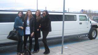 Световни модели кацнаха в София за конкурса Miss Euromodel