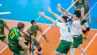 Австралийците доволни от мача с България, въпреки загубата си